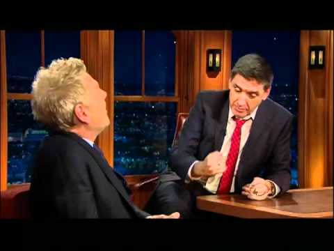 Craig Ferguson 2/7/12D Late Late Show Kenneth Branagh