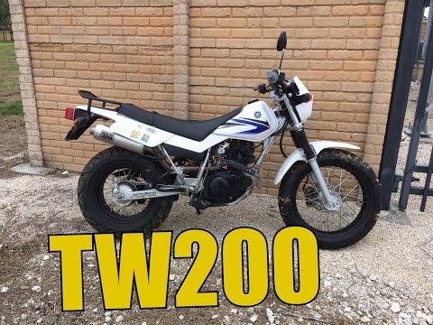 2013 TW200 Long Term Review