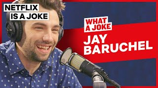 Jay Baruchel Peaked At 12 In A Popular Kids Show | What A Joke | Netflix Is A Joke