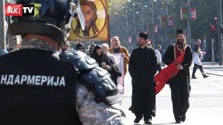 Opsadno stanje u Beogradu