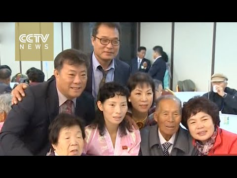 Inter-Korean families bid goodbye after reunions