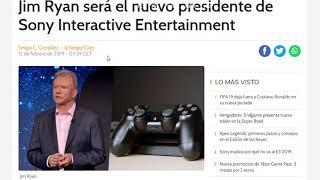 😥📉 Lo que muy pocos saben del nuevo Director de Sony Interactive Entretainment | Noticia del Día