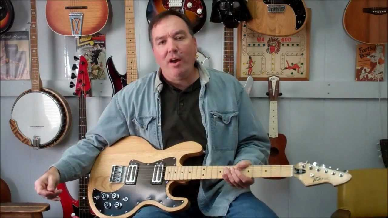 Peavey    T60 What to look for in an    electric    guitar  YouTube