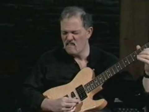 John Abercrombie - Jazz Guitar Improvisation 10