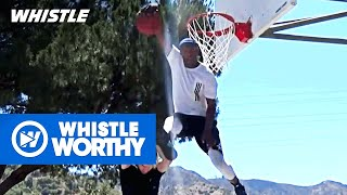 Top 15 INCREDIBLE Streetball Dunks