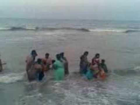 Marina Beach Girl Marina Beach Chennai
