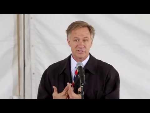Gov. Bill Haslam : Bridgestone groundbreaking