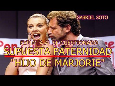 GABRIEL SOTO EXPLOTA al ser CUESTIONADO de PATERNIDAD DE MATIAS GREGORIO