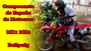 Cto. España Motocros MX1 MX2 Bellpuig (1)