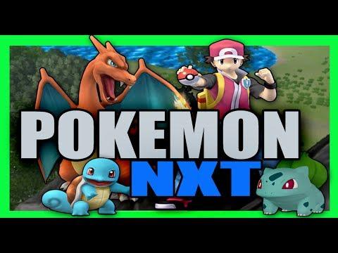 El Mejor juego de Pokemon para PC (Pokemon NXT) 2015.
