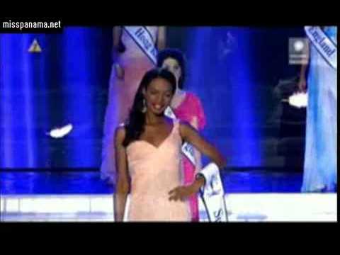 Miss Supranational 2011 - Desfile final en traje de noche