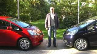 Honda Jazz: Женская машина?