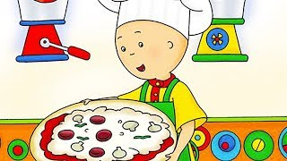 Caillou Full Episode | Caillou's Holiday Dinner | Caillou Holiday Movie | Cartoon Movie