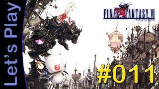 Let's Play Final Fantasy VI (SNES) #11 [DEUTSCH] - Sabins Geschichte