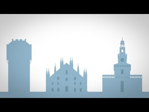 MILAN Travel Guide | Infographic Video