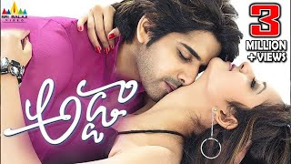 Adda - Adda Telugu Full Length Movie || Sushanth, Shanvi || 1080p