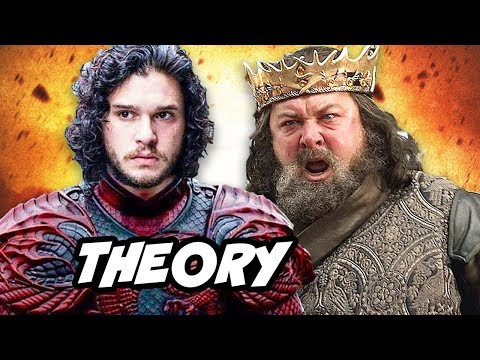 Game Of Thrones Season 8 Jon Snow Robert Baratheon Alternate