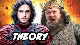 Game Of Thrones Season 8 Jon Snow Robert Baratheon Alternate History Theory