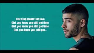 ZAYN - Still Got Time (Lyrics)