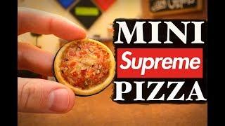 MINI SUPREME PIZZA!