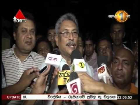 News1st Prime Time news Sirasa tv 10pm 30th January 2016