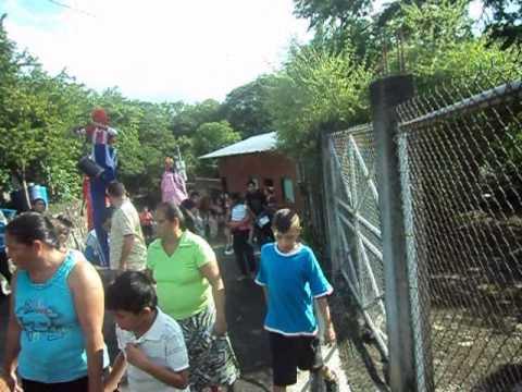 Desfile de Correo / Bolívar, La Unión / El Salvador / Arte y Talento / 2014 (8)