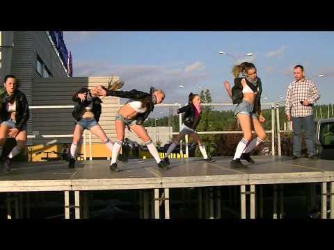 Hip Hop Pokaz Tańca Jelenia Góra 08-09-2012