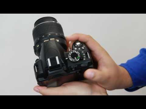 Hands On Review with the Nikon D3100