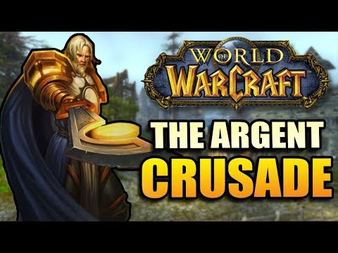 World of Warcraft // Nub's RP Let's Play // Aiding the Argent Crusade