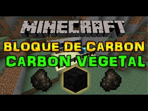 Carbon vegetal en mexico