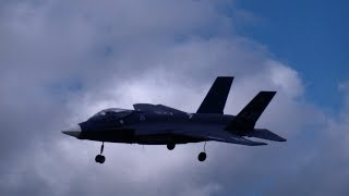 F-35 Lightning EDF RC Model Jet i am RCHELIJET at the remote control