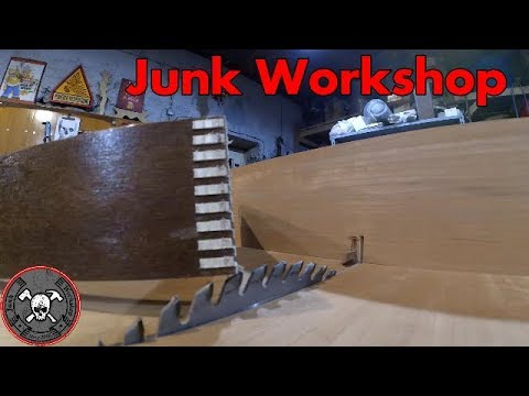 Quick Easy  and ACCURATE Box Joint Jig / Finger Joint Jig