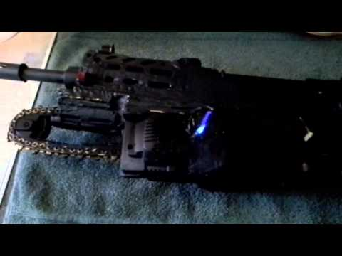 Nerf Gears of War Lancer 1.5