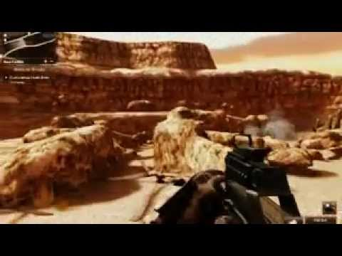 Point Blank black-mafafa Destruindo desert