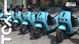 [4K] Gogoro 2 Series SmartScooter 新車試駕 - TCAR
