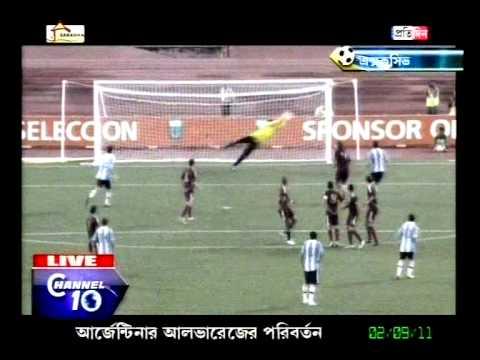 media venezuela argentina messi goal 84 minutes