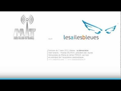 Radio Made in Turkey reçoit lesailesbleues le 7 Mars 2013