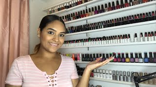 Nail Polish Collection | Adding And Removing Colors