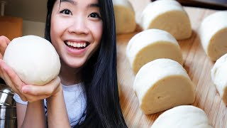 I Made Soft Fluffy Steamed Buns From Scratch