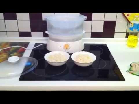 Как варить в пароварке - видео