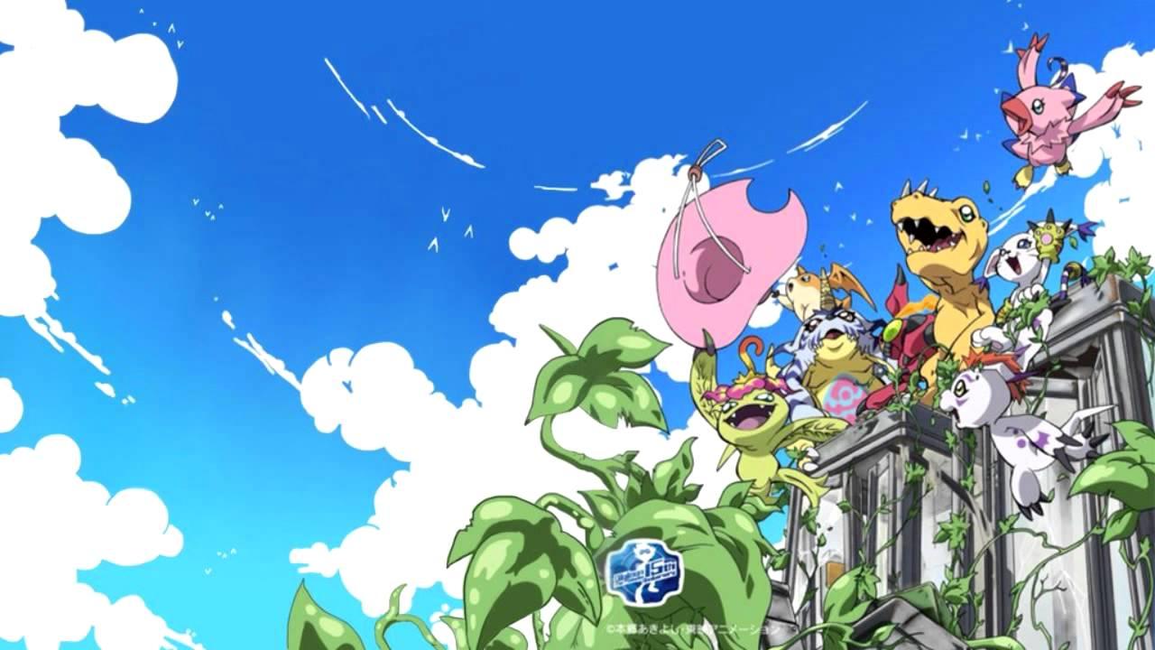 digimon Digimon Adventure Tri Digimon Tri