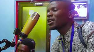interview ya msanii Pan breezy akitambulisha nyimbo yake mpya HOI ft honest... hosted by ROGER EIGHT
