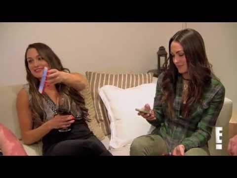 Total Divas Season 3, Episode 19 Clip: Brie & Nikki's brother accidentally sends a naked selfie