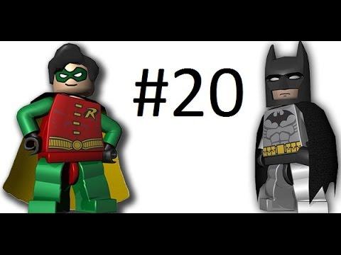 [PS2] LEGO Batman: The Videogame Прохождение #20