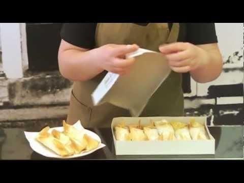 Pastel de Tent�gal - 7 Maravilhas Gastron�micas