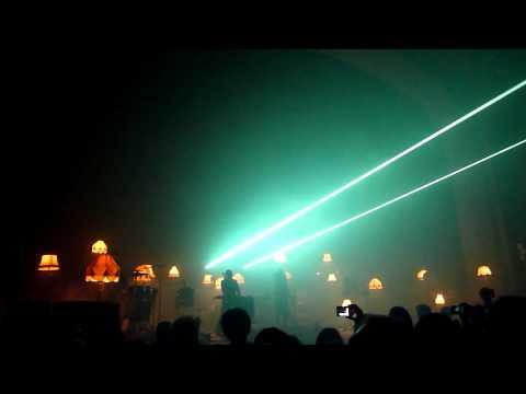 Fever Ray - If I Had A Heart - Live at Brixton Academy 2010