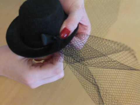 0 Missa by Design: DIY 14 [Mini Top Hat]