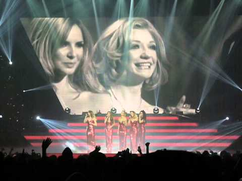 GIRLS ALOUD Ill stand by you @ Nottingham Arena 2013