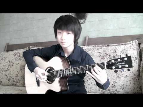 (Gary Moore) Always Gonna Love You - Sungha Jung