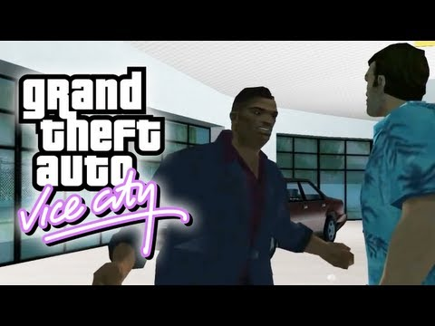 GTA Vice City - #20: Preciso de DIÑERO